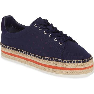 Vince Camuto Jannel Platform Sneaker, Blue