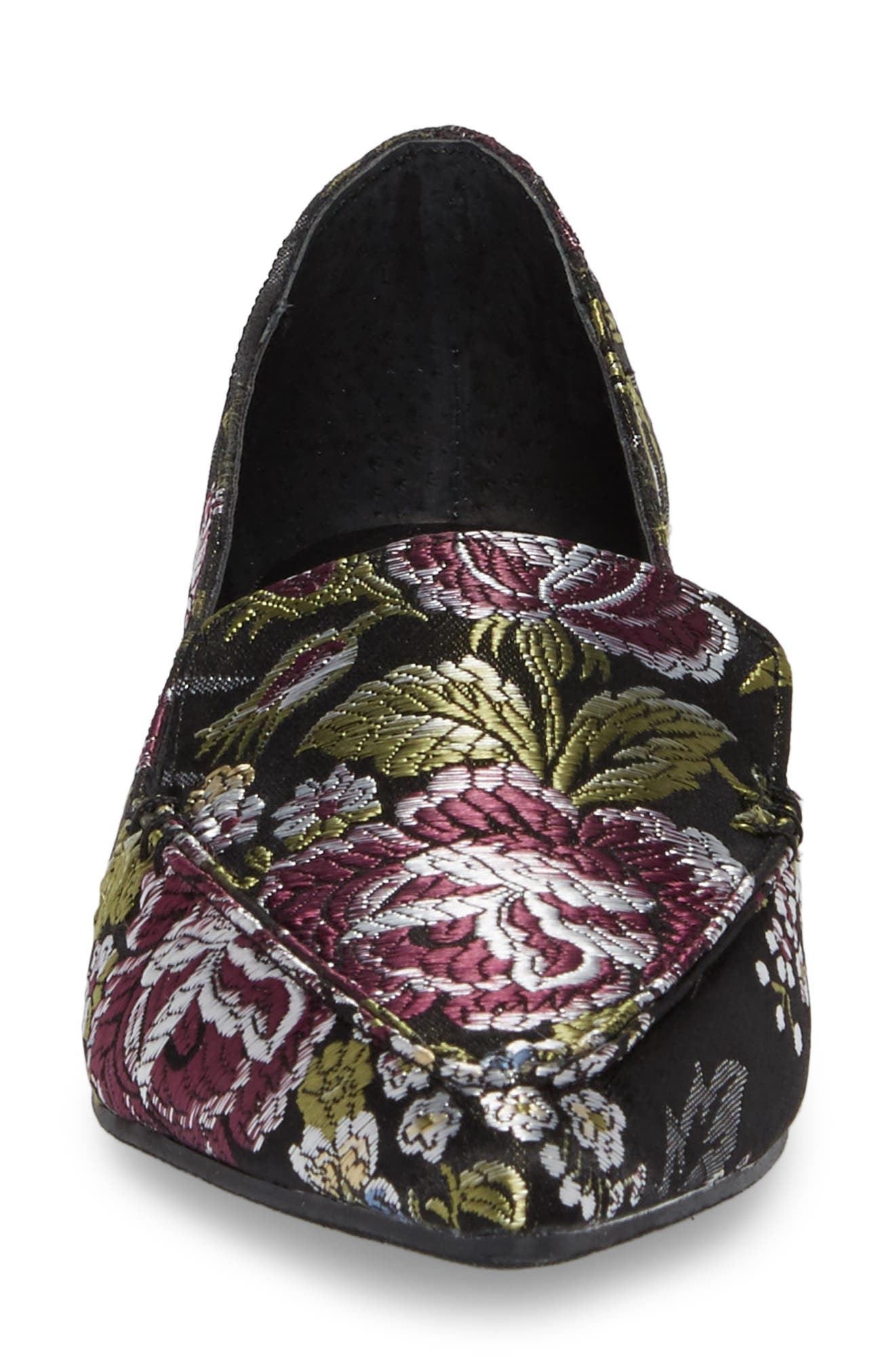 ,                             Feather Loafer Flat,                             Alternate thumbnail 52, color,                             002