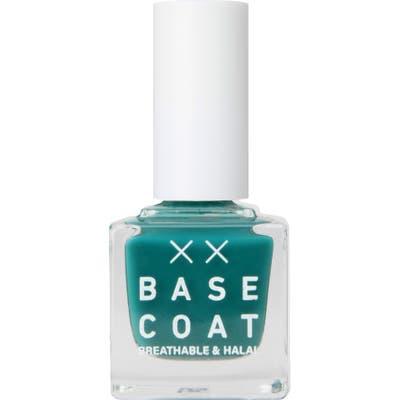 Base Coat Breathable & Halal Nail Polish - Sage