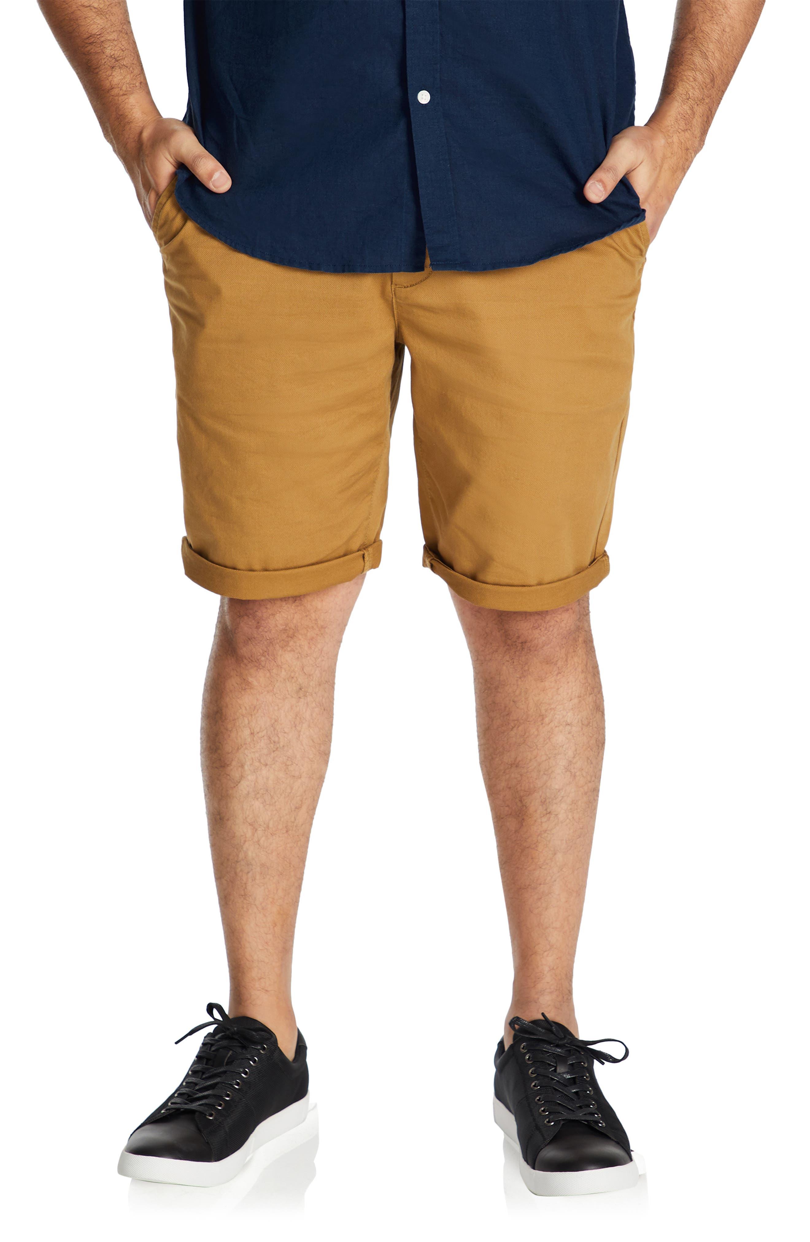 Johnny Bigg Charlie Canvas Shorts