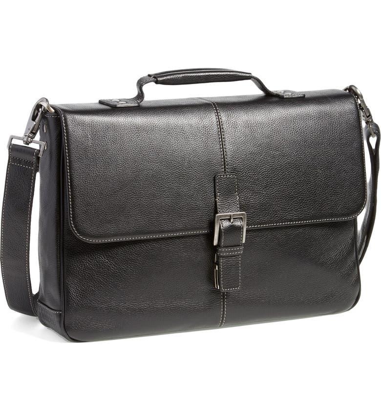 BOCONI 'Tyler' Briefcase, Main, color, 001