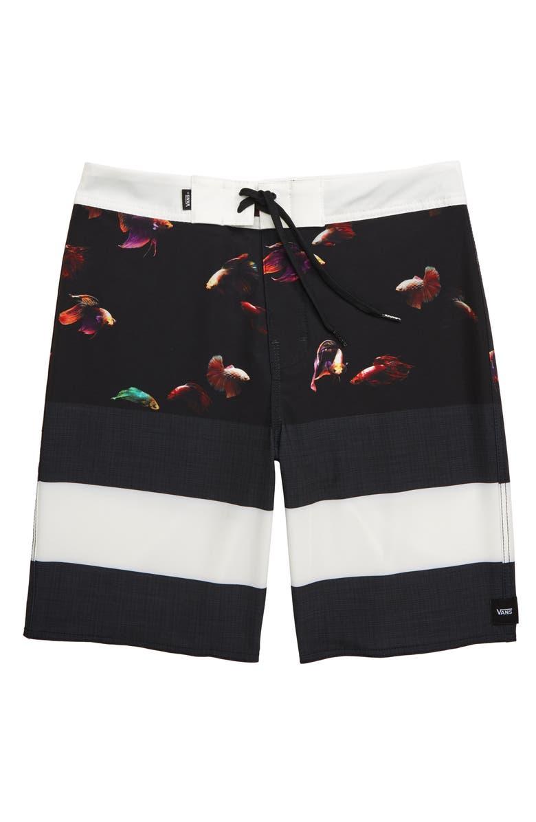 VANS Era Board Shorts, Main, color, MO BETTA