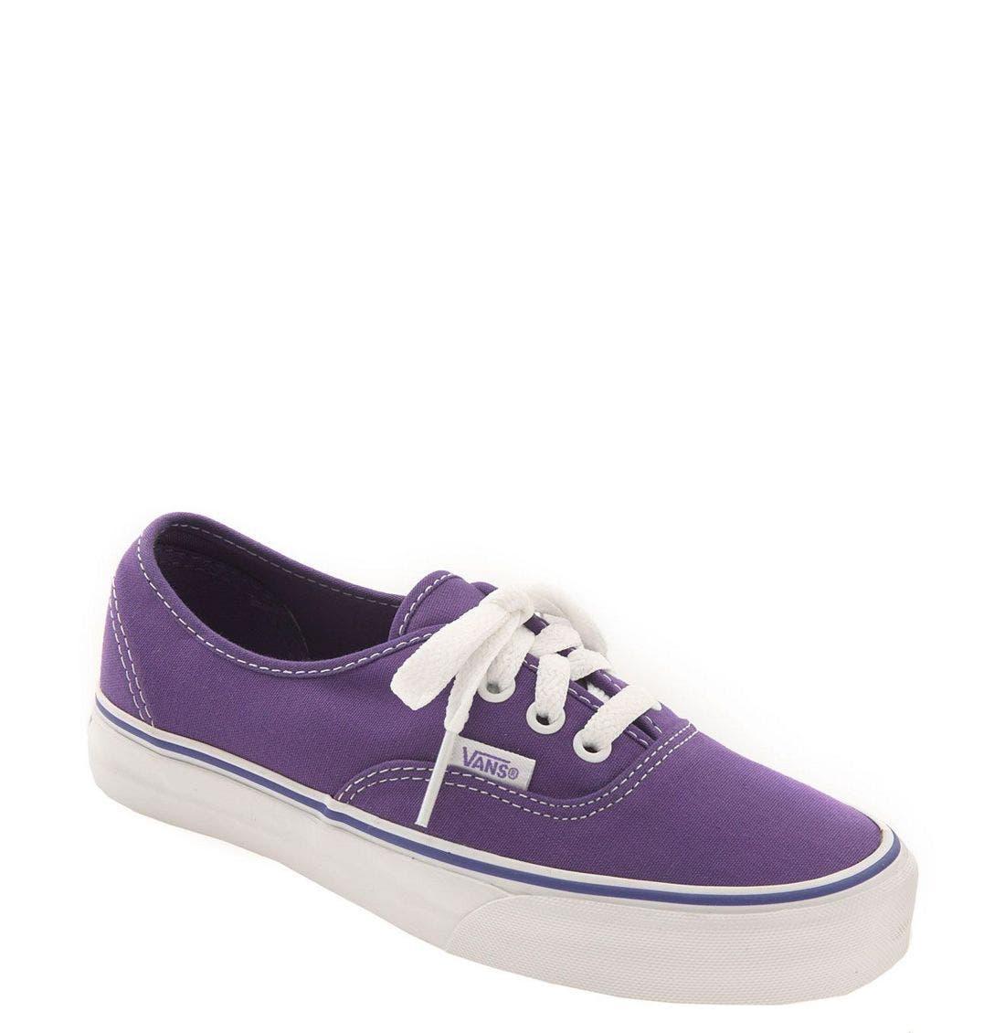 ,                             'Authentic' Sneaker,                             Main thumbnail 645, color,                             500