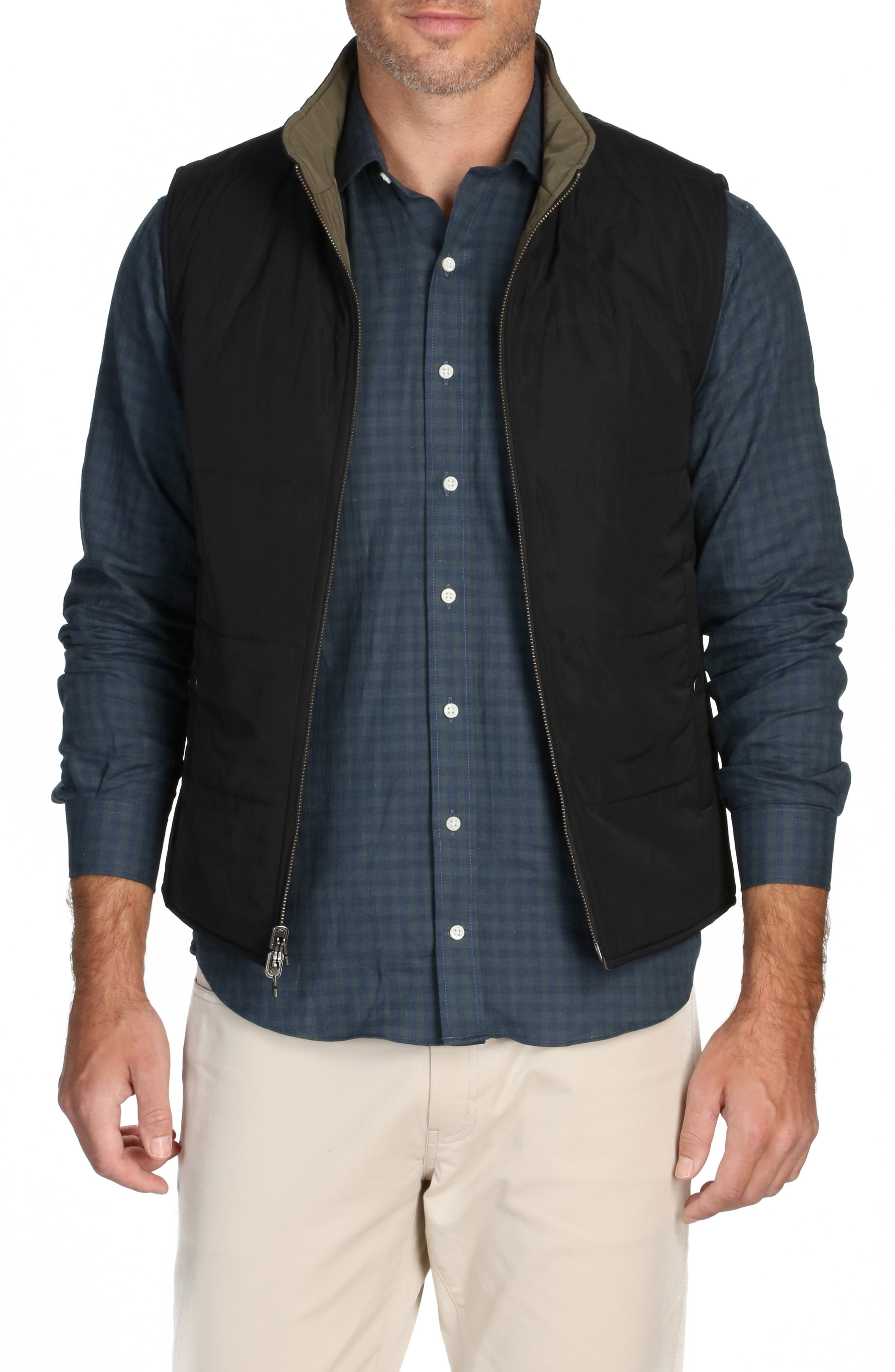 Mcfly Water Resistant Reversible Vest