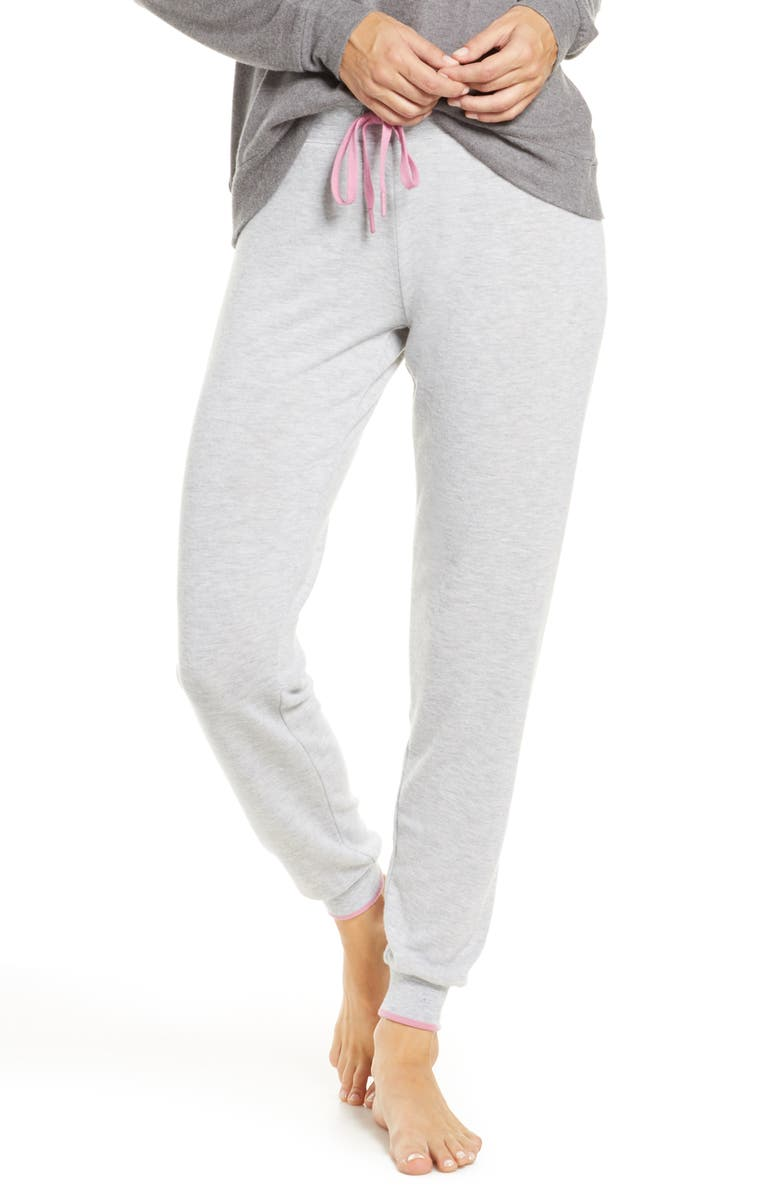 PJ SALVAGE Sweater Weather Lounge Jogger Pants, Main, color, 020