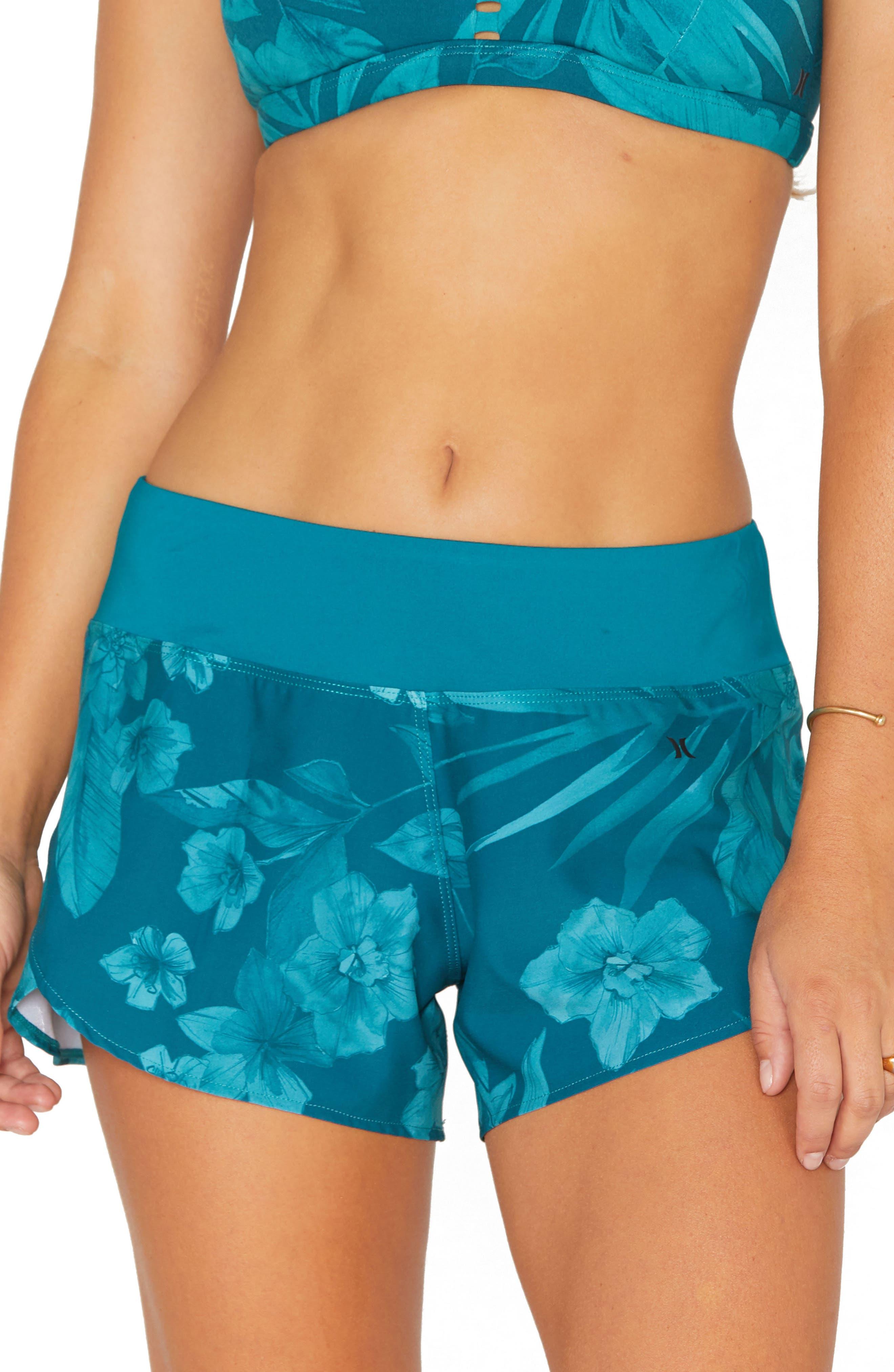 Hawaii Shadow Swim Shorts