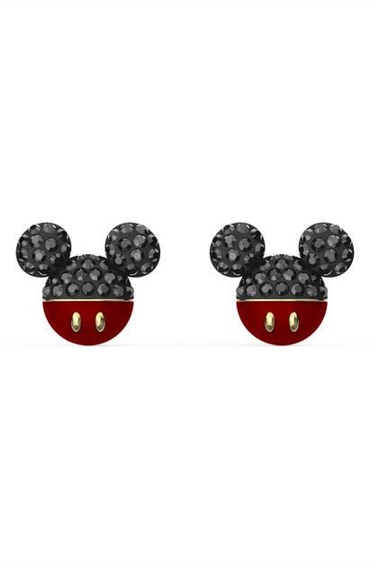 Swarovski Earrings MICKEY EARRINGS