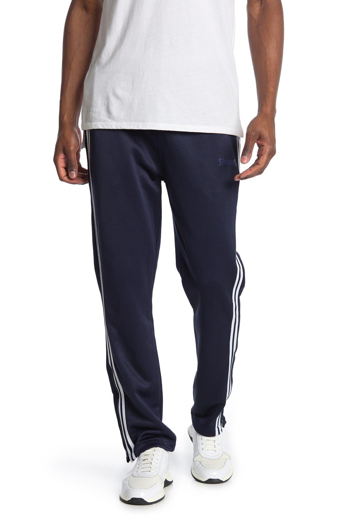 Image of Spalding Shine Face Side Zip Pants