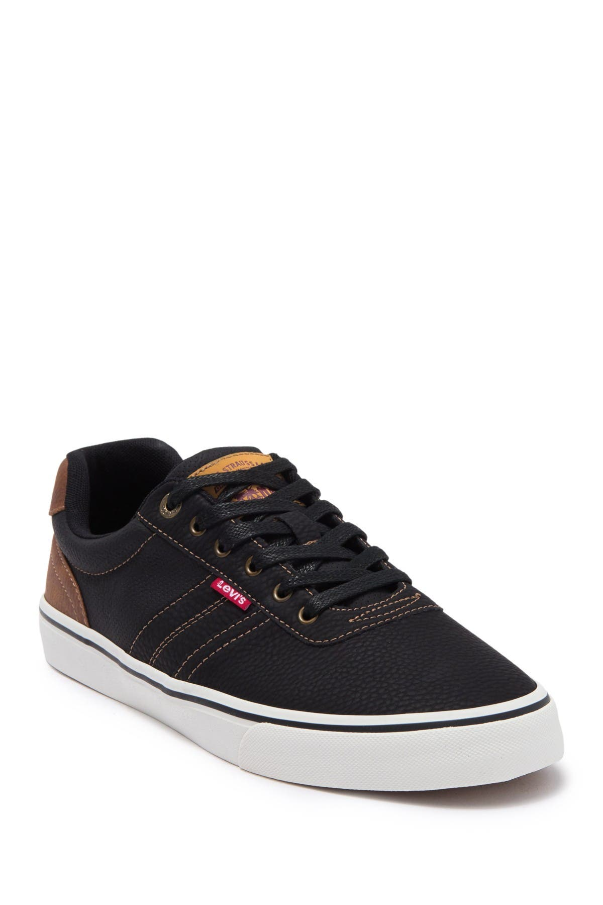 Image of Levi's Miles Side Stripe Lace-Up Sneaker