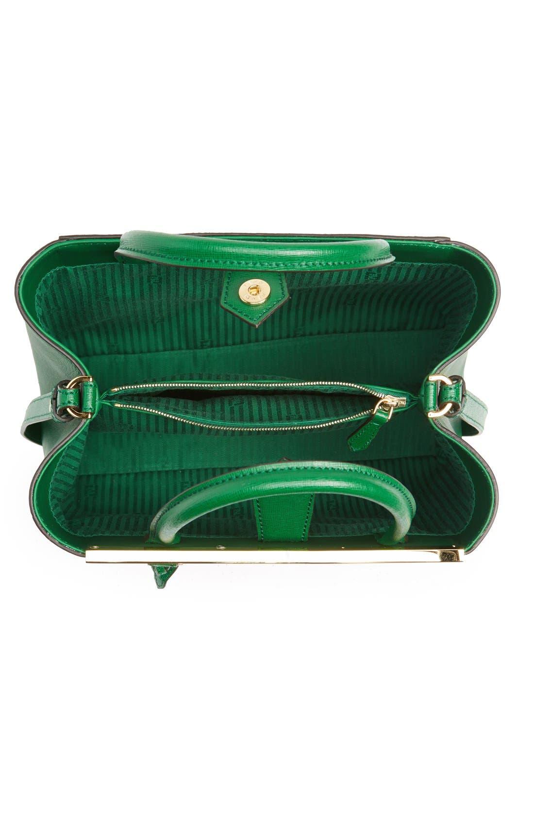 ,                             'Petite 2Jours Elite' Leather Shopper,                             Alternate thumbnail 54, color,                             302