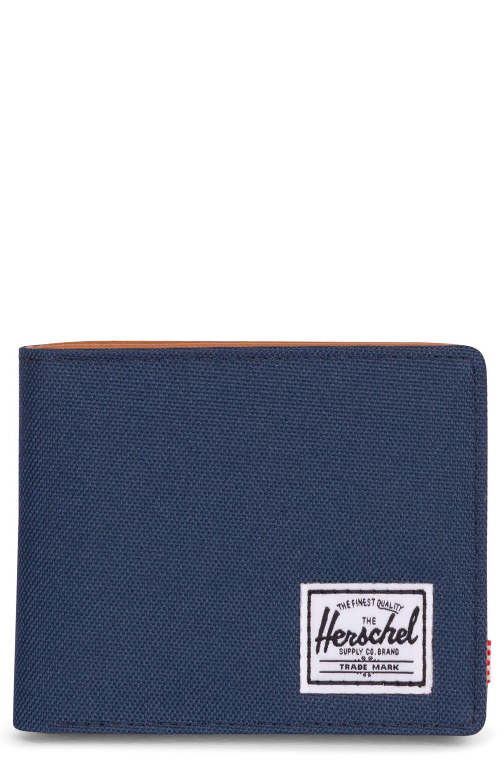 f4eda19781f2 Herschel Supply Co. Hank RFID Bifold Wallet | Nordstrom
