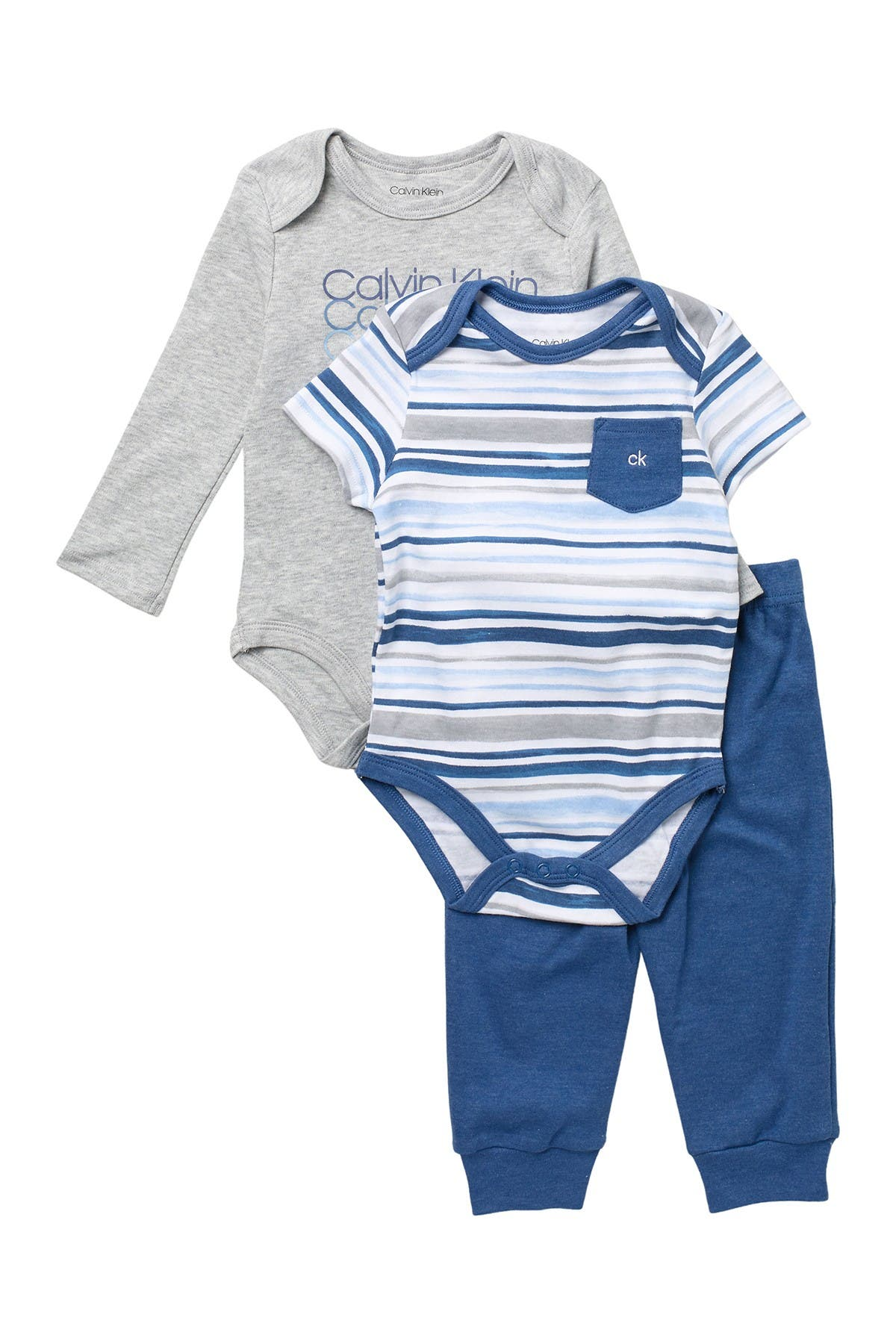 Image of Calvin Klein Bodysuits & Pant Set