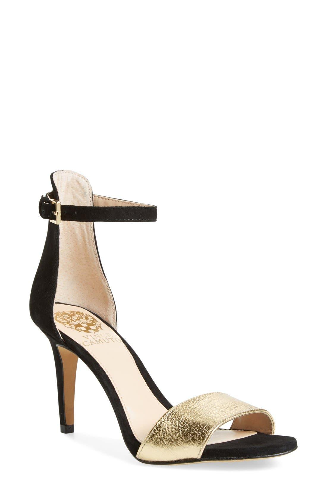 ,                             'Court' Ankle Strap Sandal,                             Main thumbnail 7, color,                             002