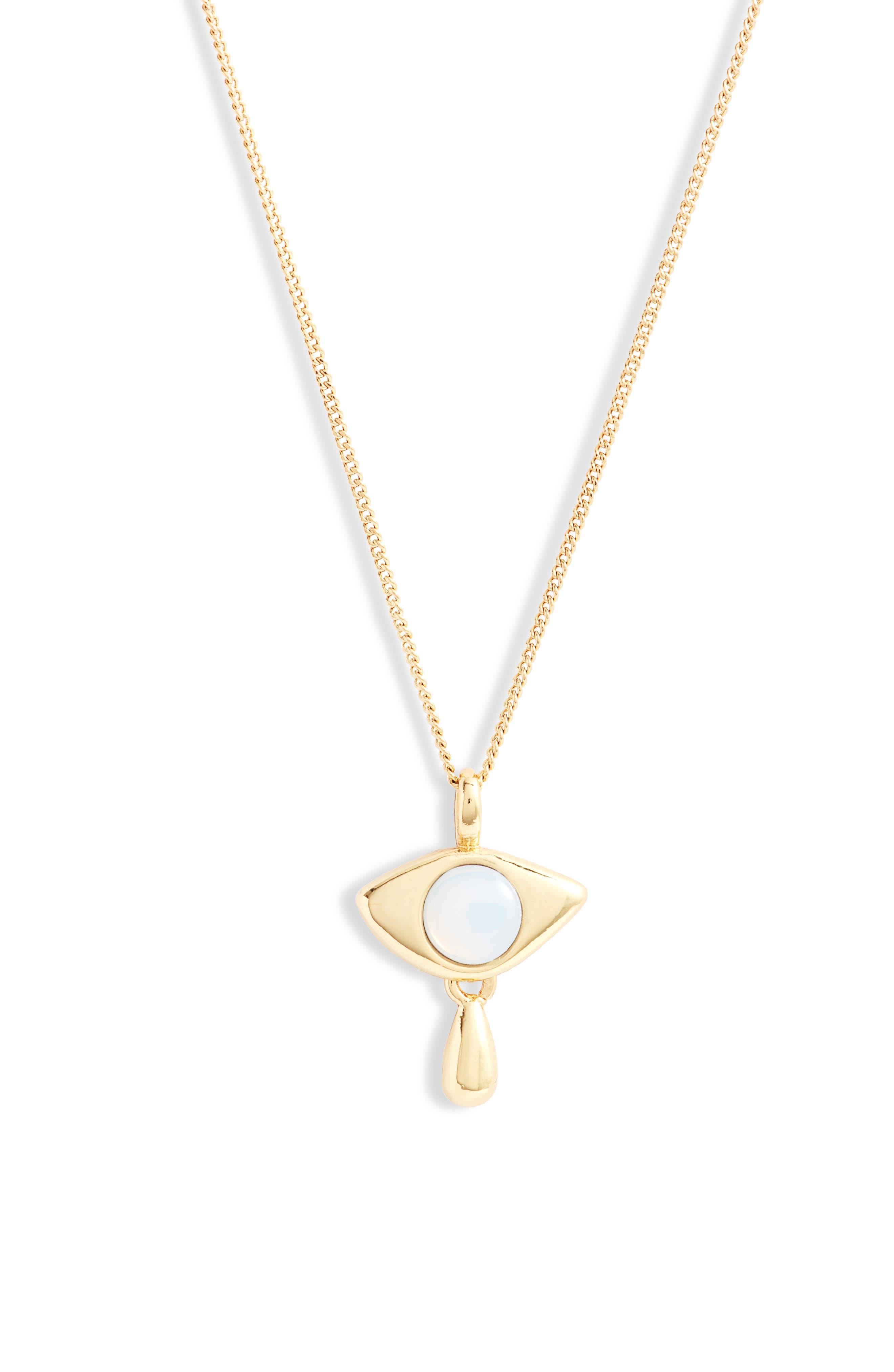 Denni Pendant Necklace