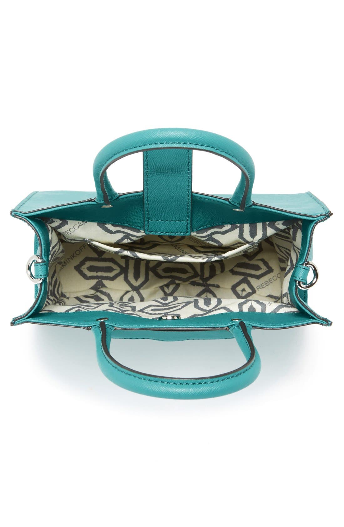 ,                             'Mini MAB Tote' Crossbody Bag,                             Alternate thumbnail 74, color,                             431