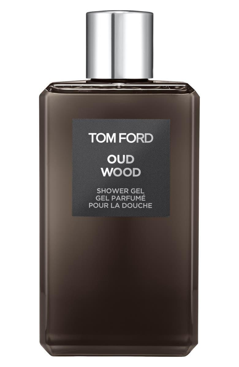 TOM FORD Oud Wood Shower Gel, Main, color, NO COLOR