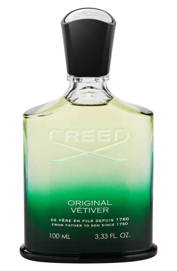Creed ORIGINAL VETIVER FRAGRANCE, 3.4 oz