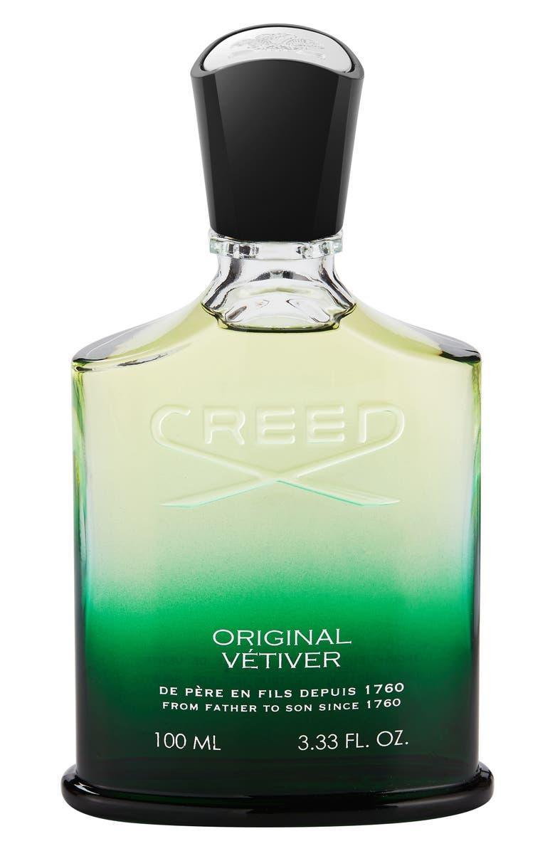 CREED Original Vetiver Fragrance, Main, color, NO COLOR