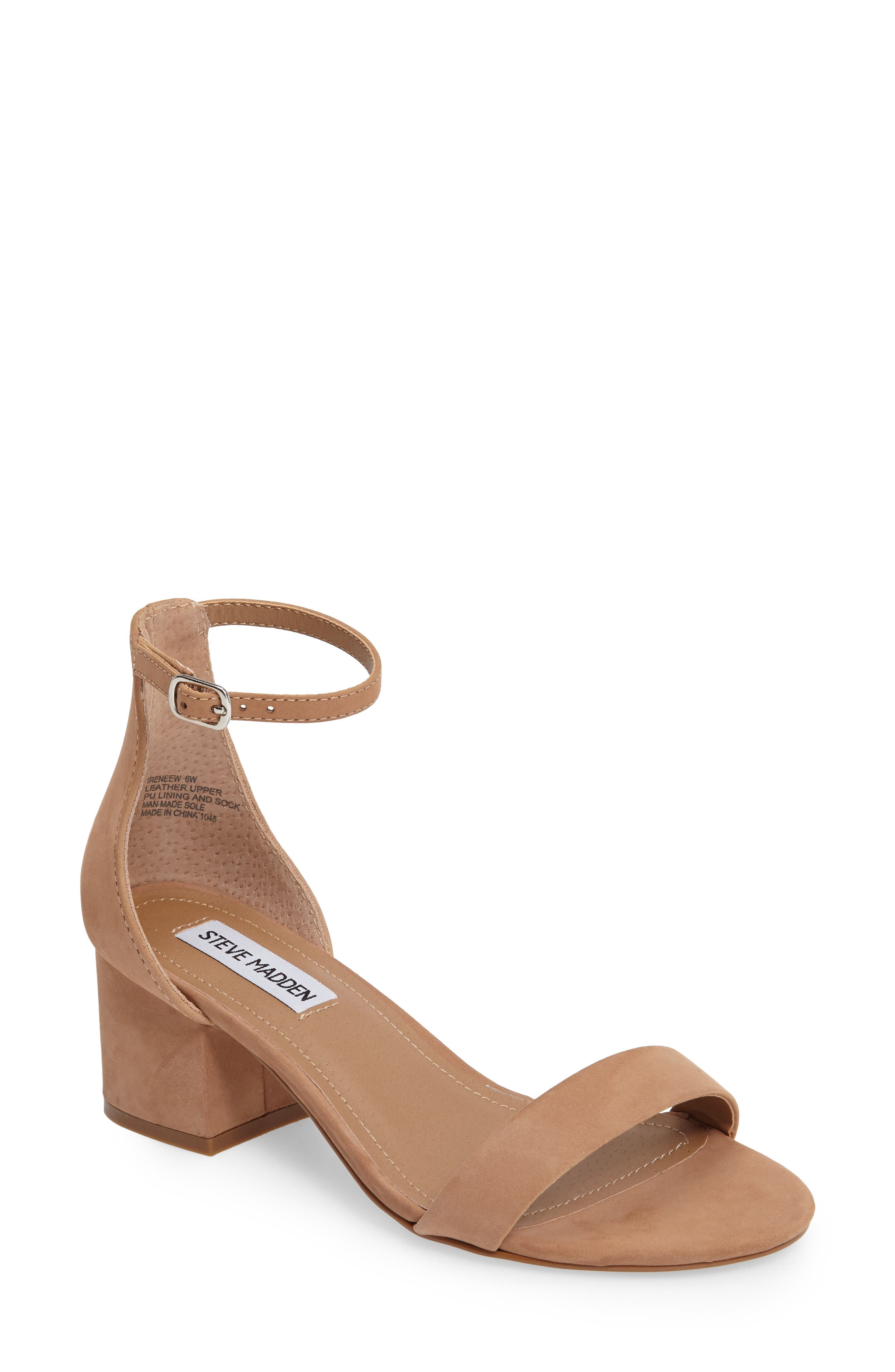 ,                             Irenee Ankle Strap Sandal,                             Main thumbnail 160, color,                             231