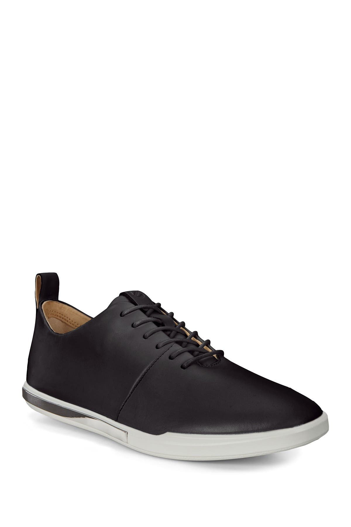 Image of ECCO Simple II Leather Sneaker