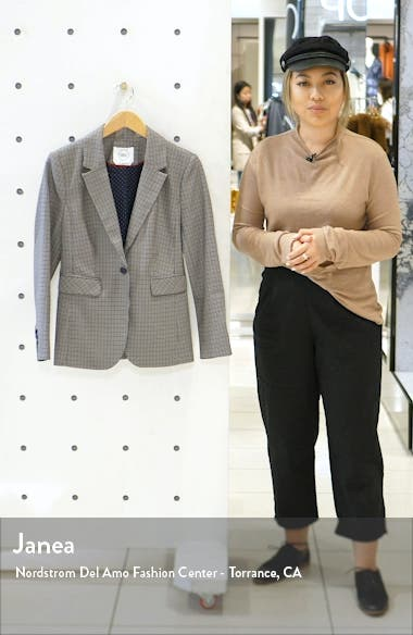 Houndstooth Blazer, sales video thumbnail