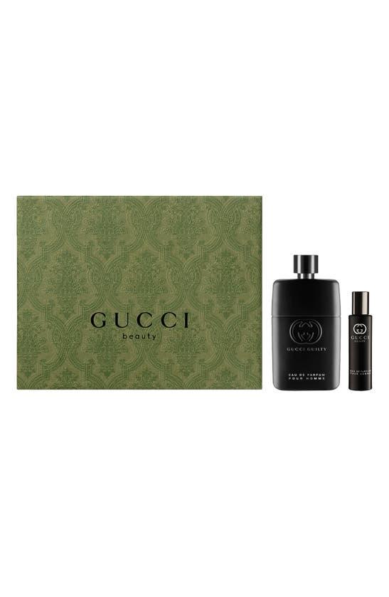Gucci GUILTY POUR HOMME EAU DE PARFUM (USD $158 VALUE)
