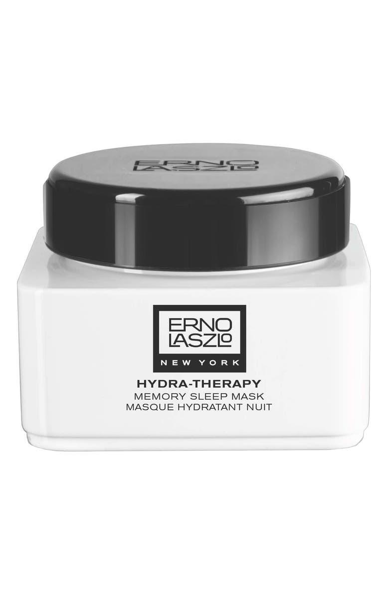 ERNO LASZLO Hydra-Therapy Memory Sleep Mask, Main, color, NO COLOR