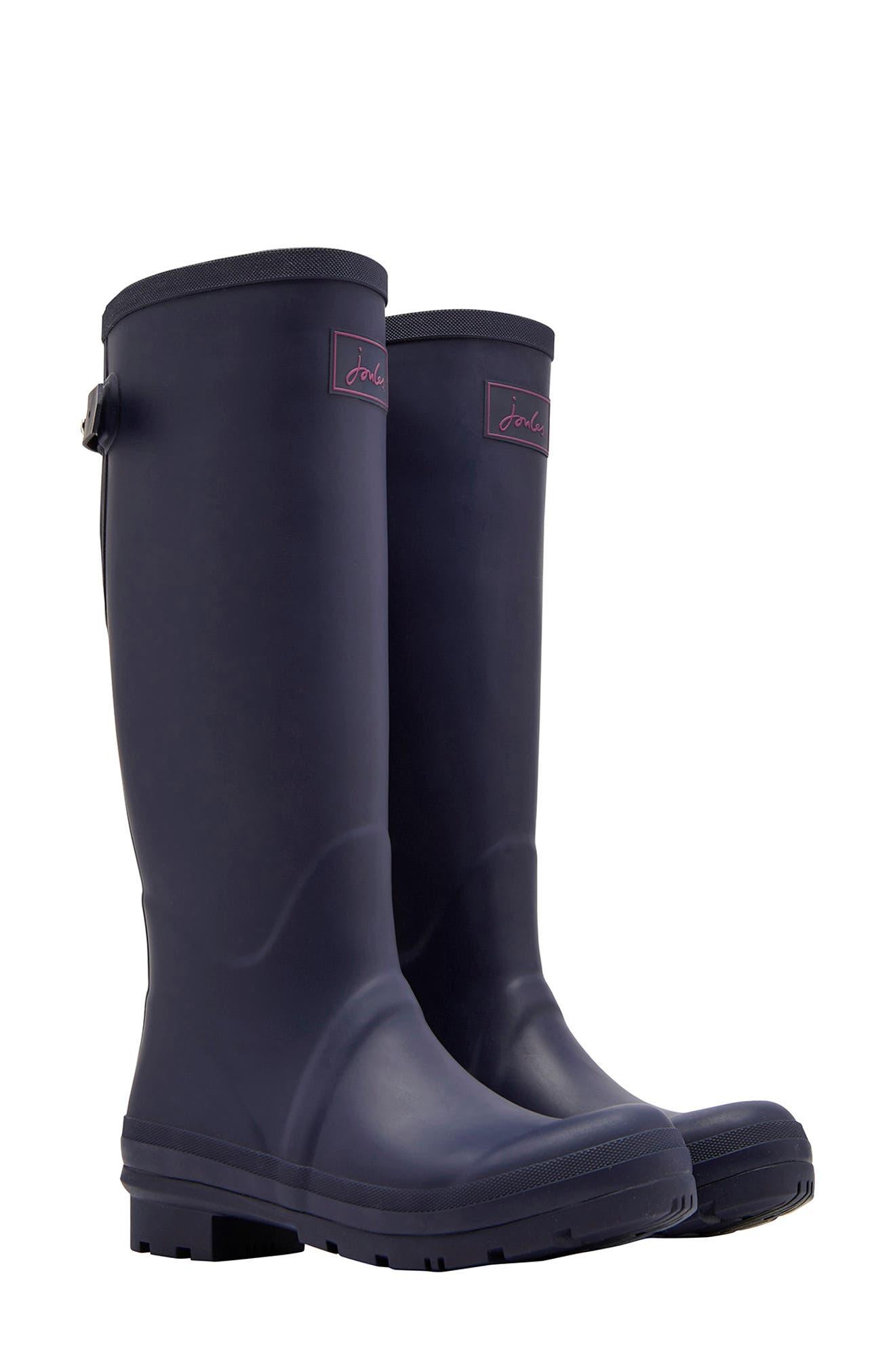 Field Welly Waterproof Rain Boot