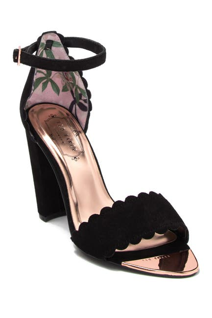 Image of Ted Baker London Raidha Scalloped Detail Sandal