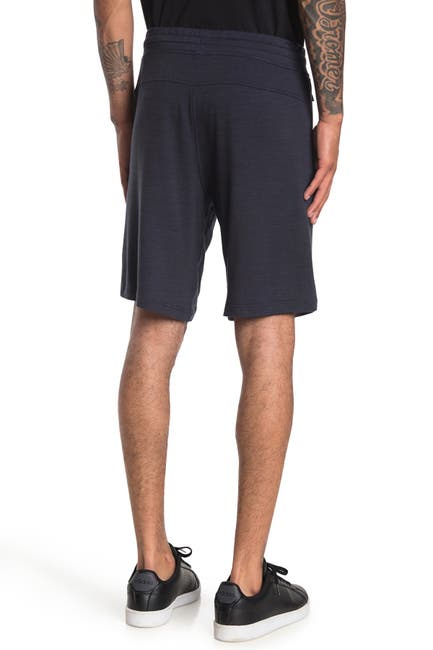 Image of 90 Degree By Reflex Zip Pocket Terry Shorts