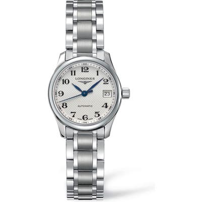 Longines Master Automatic Bracelet Watch, 25.5Mm
