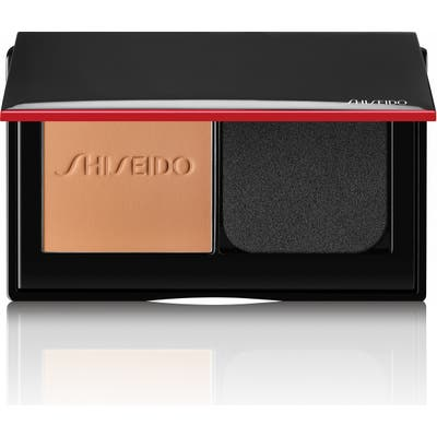 Shiseido Synchro Skin Self-Refreshing Custom Finish Powder Foundation - 310 Silk