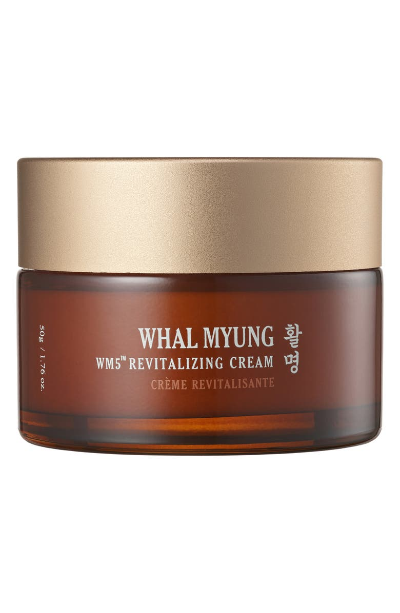 WHAL MYUNG Revitalizing Cream, Main, color, 000