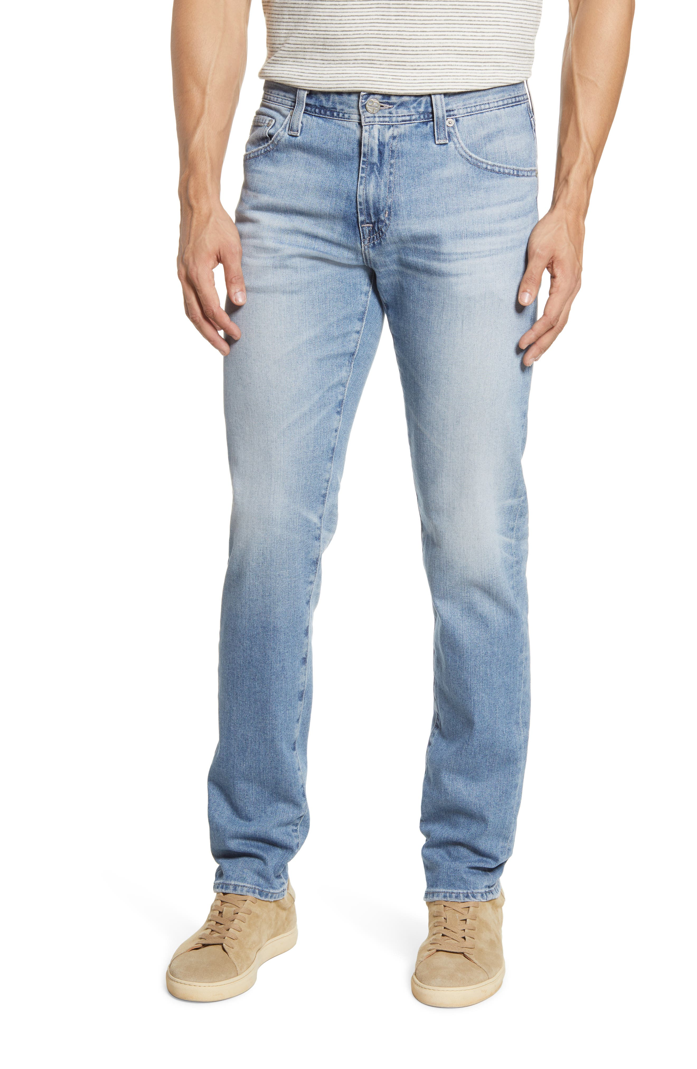 Graduate Slim Straight Leg Jeans