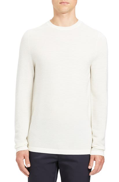 Theory Sweaters GREGO SLIM FIT CREWNECK WOOL SWEATER