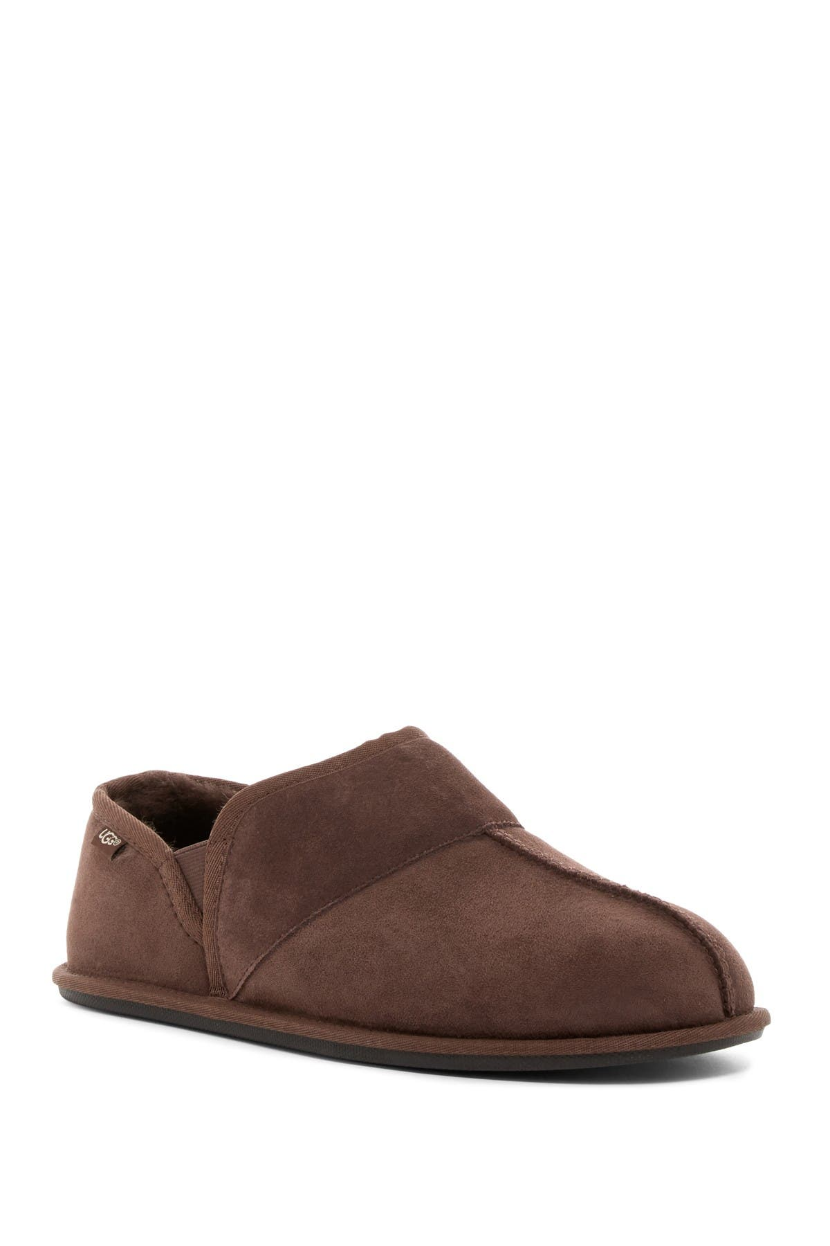 Image of UGG Leisure Suede UGGpure™ Lined Slipper