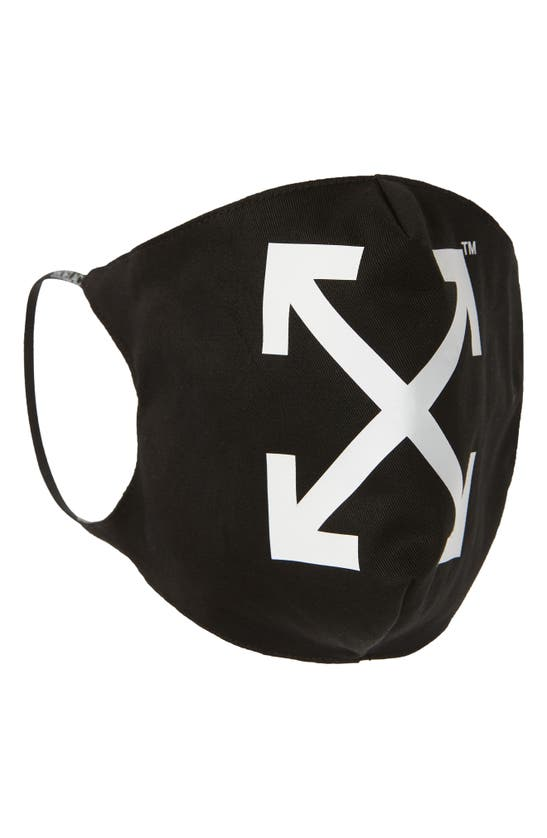 Off-White ARROW LOGO ADULT FACE MASK