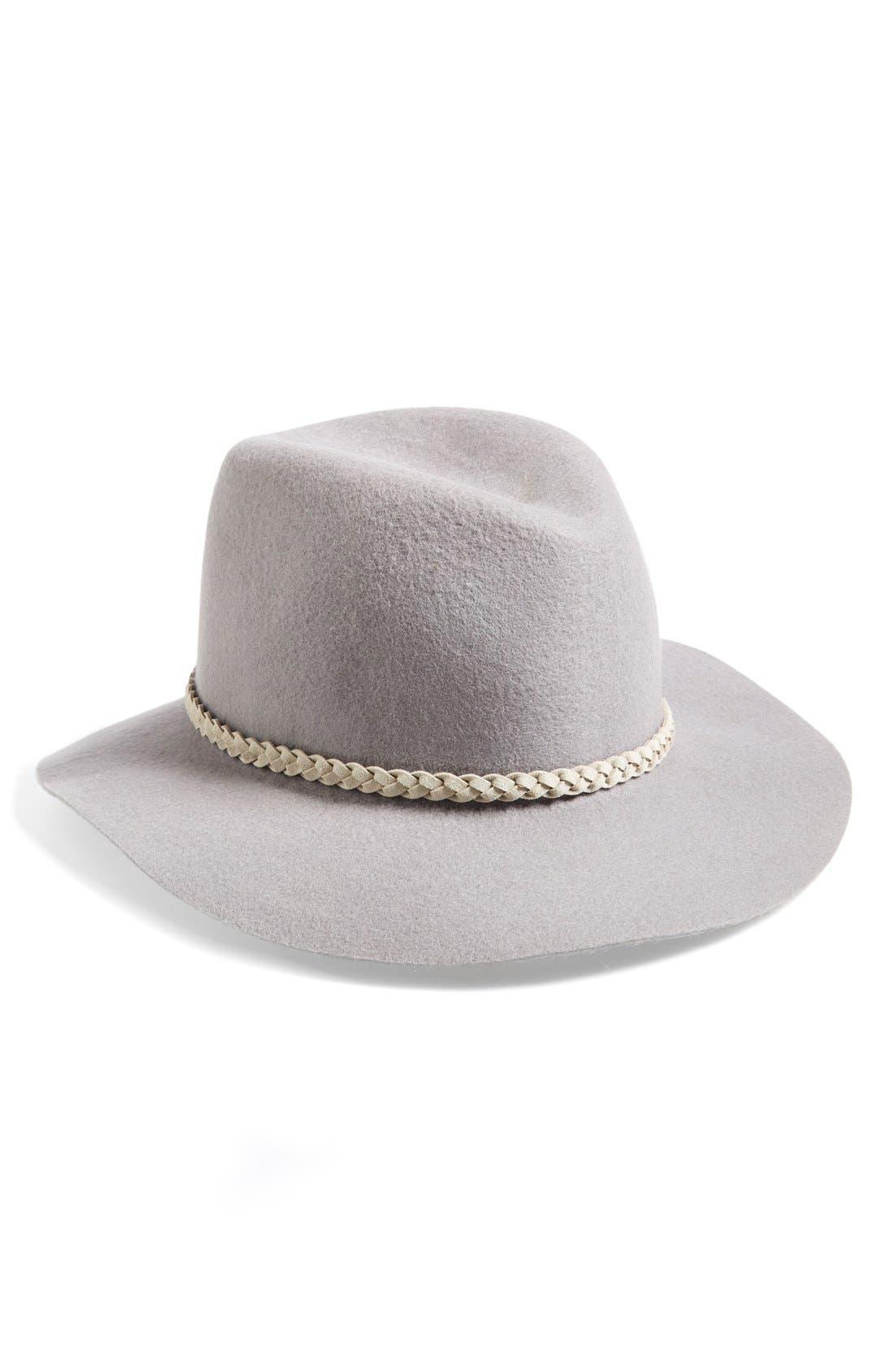 ,                             Felt Panama Hat,                             Main thumbnail 10, color,                             020