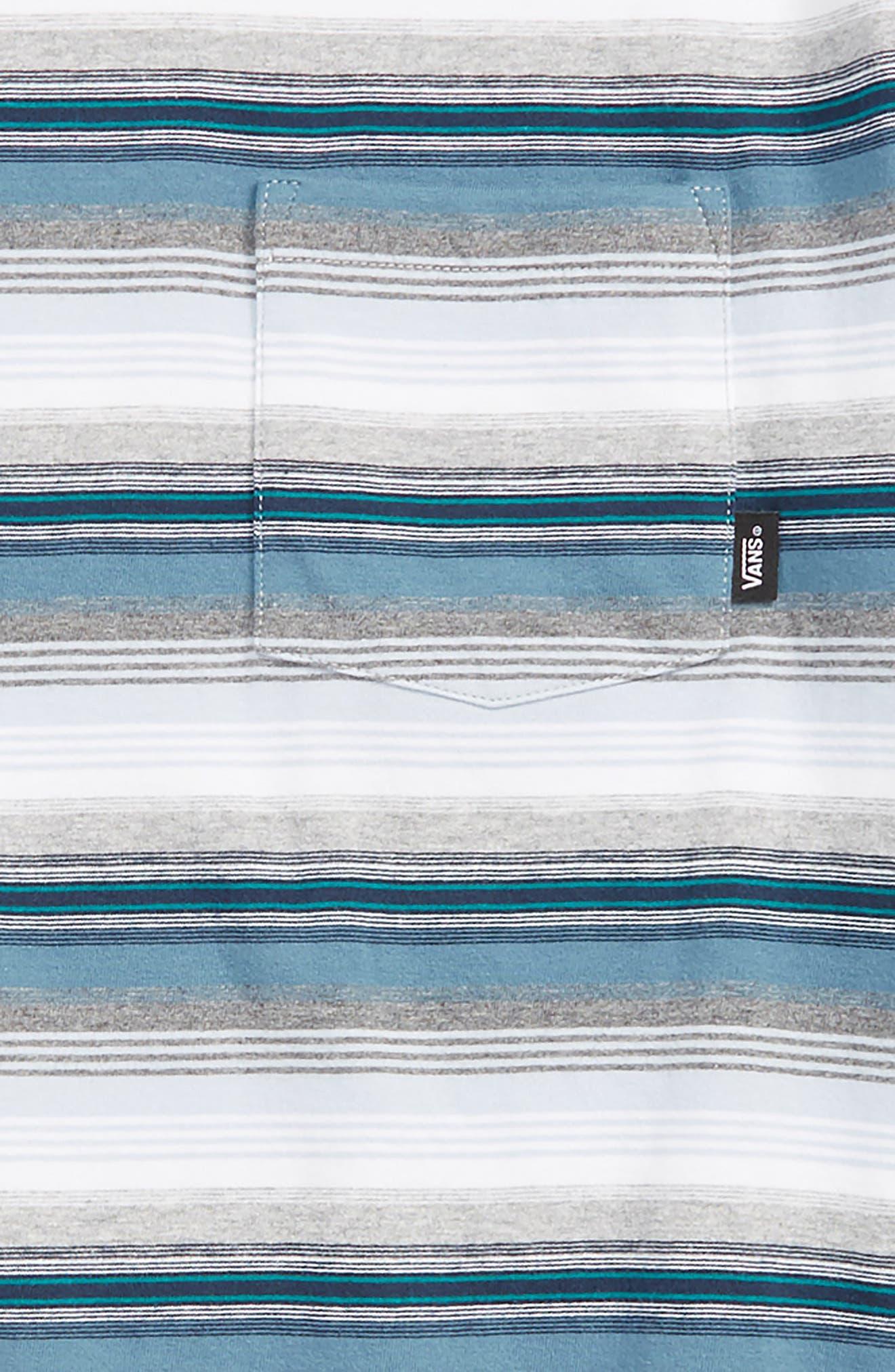 ,                             Redmond Stripe T-Shirt,                             Alternate thumbnail 2, color,                             420