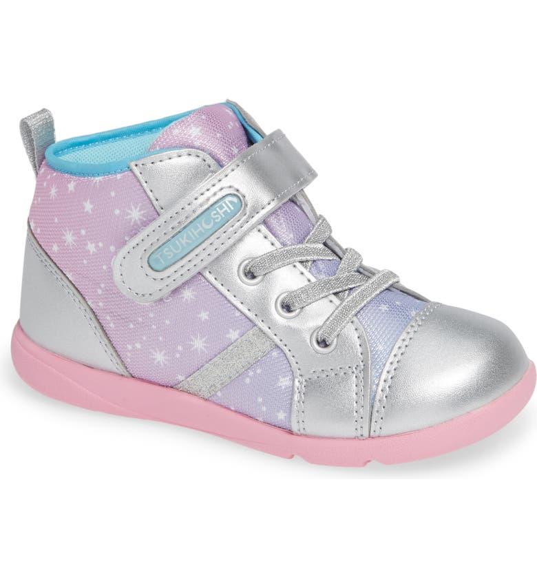 TSUKIHOSHI Star Washable Sneaker, Main, color, 047