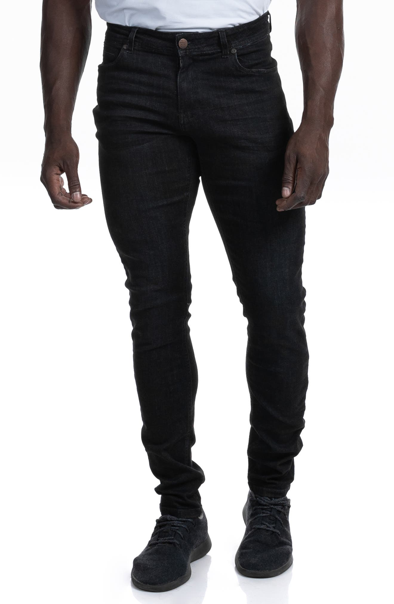 Slim Athletic Fit Jeans