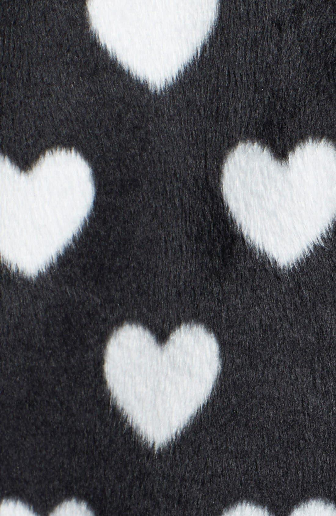 ,                             Long Sleeve Microfleece Pajamas,                             Alternate thumbnail 13, color,                             009