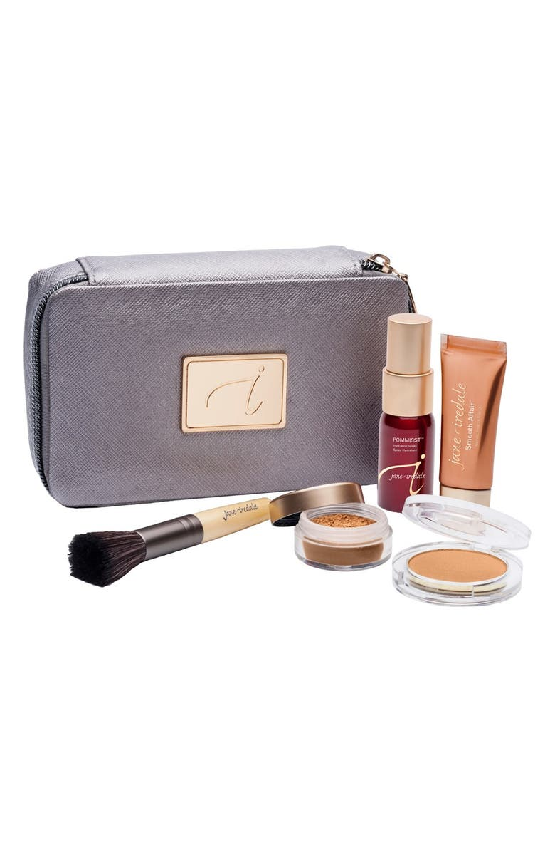 JANE IREDALE Starter Kit, Main, color, MEDIUM DARK