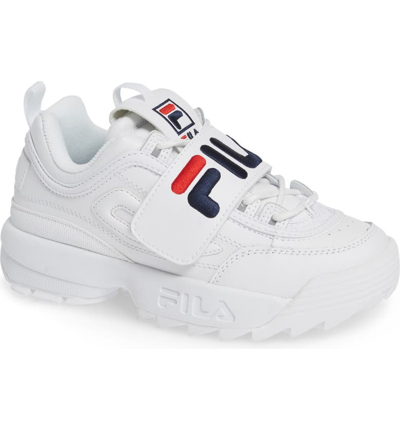 hot products reliable quality cheapest FILA Disruptor II Premium Appliqué Sneaker (Women) | Nordstrom