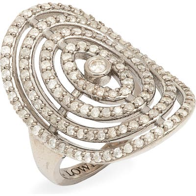 Sheryl Lowe Eternity Circle Ring