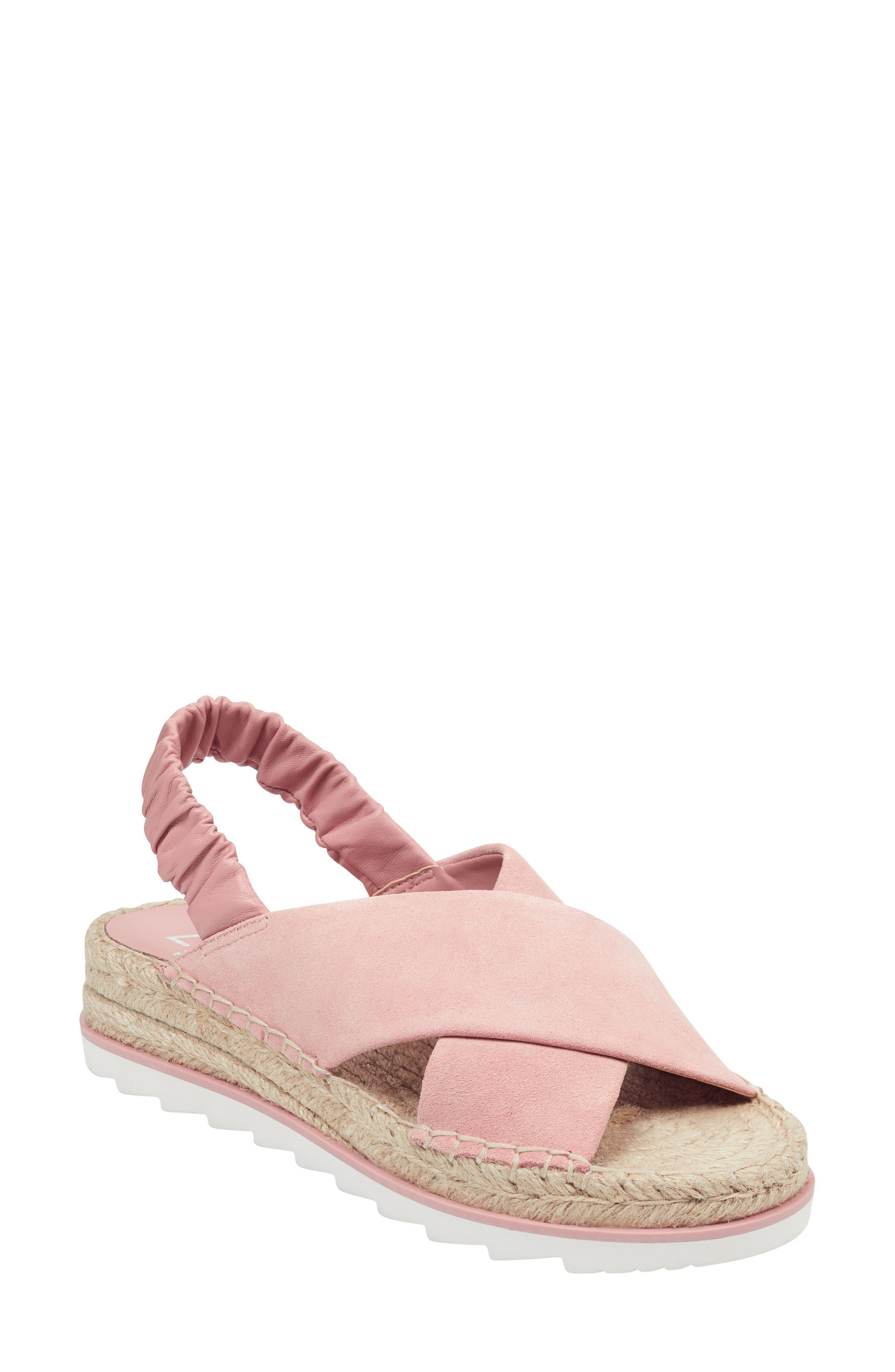 Marc Fisher Ltd Pella Sandal, Pink