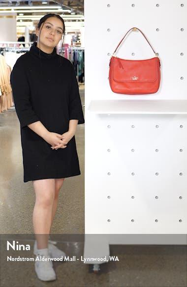 jackson street - colette leather satchel, sales video thumbnail
