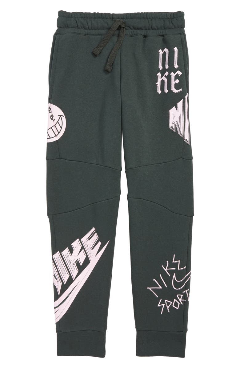 quality design 47da2 6f763 Sportswear Energy GFX Fleece Jogger Pants, Main, color, 346