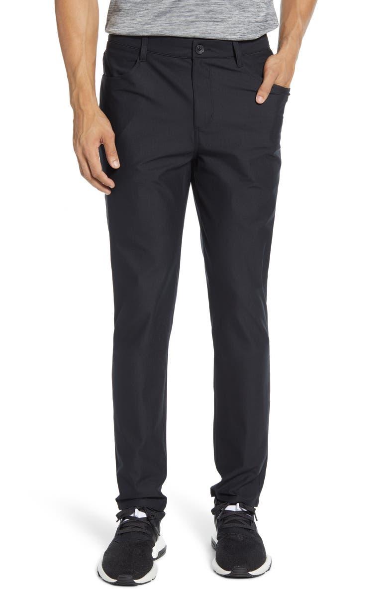 VUORI Meta Commuter Pants, Main, color, BLACK