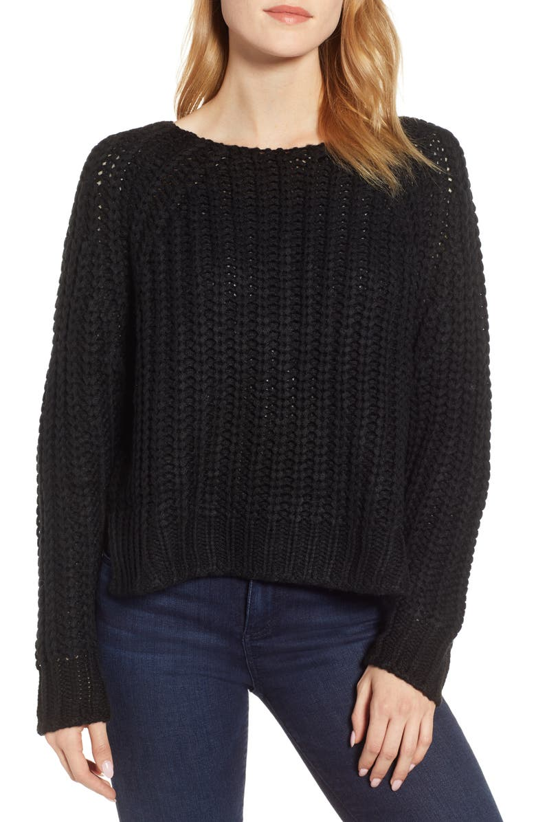 KUT FROM THE KLOTH Page Sweater, Main, color, 002